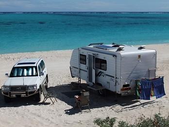 Lithium camping