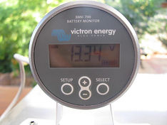 Victron Energy battery monitor