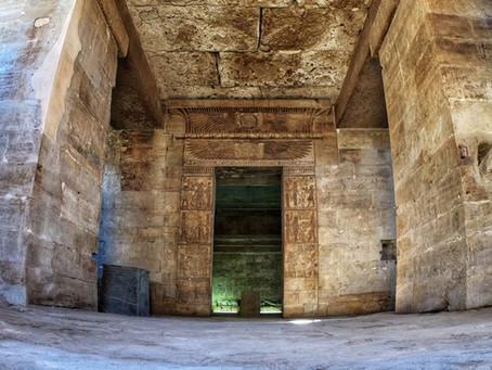 Храм Исиды в Асуане отреставрирован