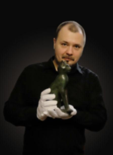 Виктор Солкин, египтолог
