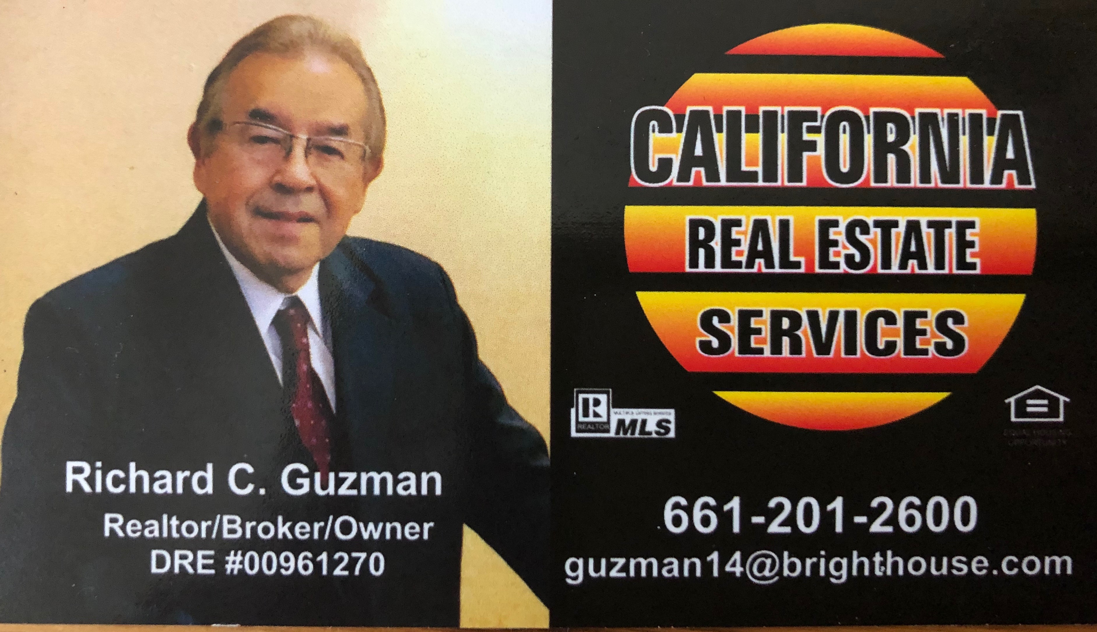 California Real Estate Services