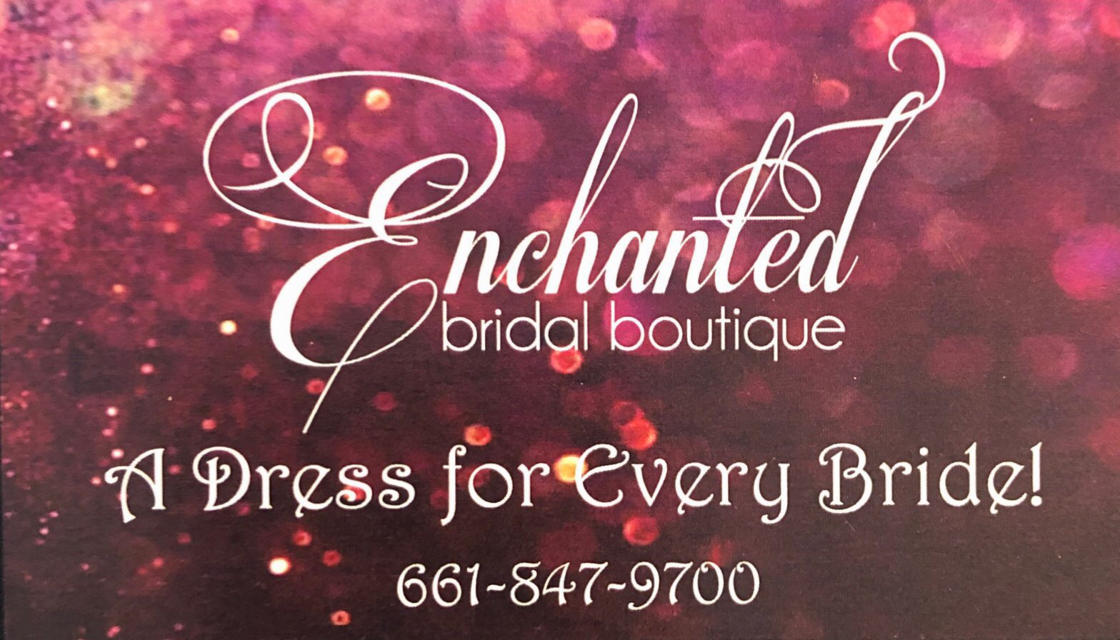 Enchanted Bridal Boutique