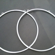 Aerial Hoop Double Rigging Point