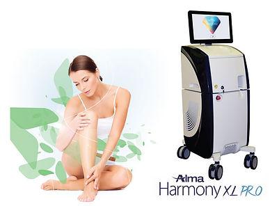 Alma lasers Harmony XL Pro