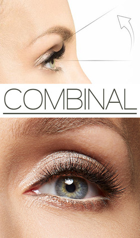 Combinal Eyelash Liftingaanbieding