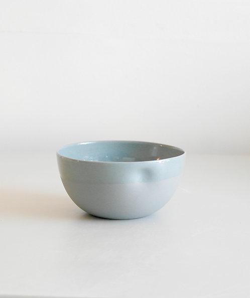Unique Bowl Small - Grey Green