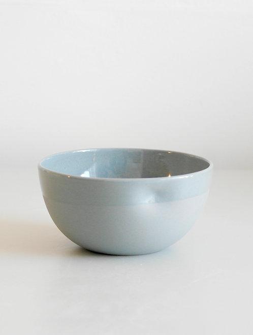 Unique Bowl Large - Grey Green