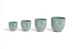 Unique Series - Cups 4 sizes
