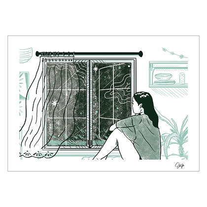 Inside looking out | Una Gil