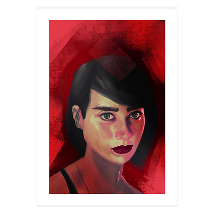 Lady in Red | Ryan Sandagon
