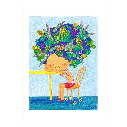 Plants on my Mind | Jamie Bauza