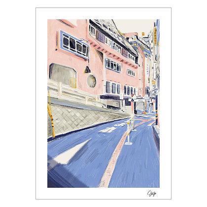 Shibuya | Una Gil