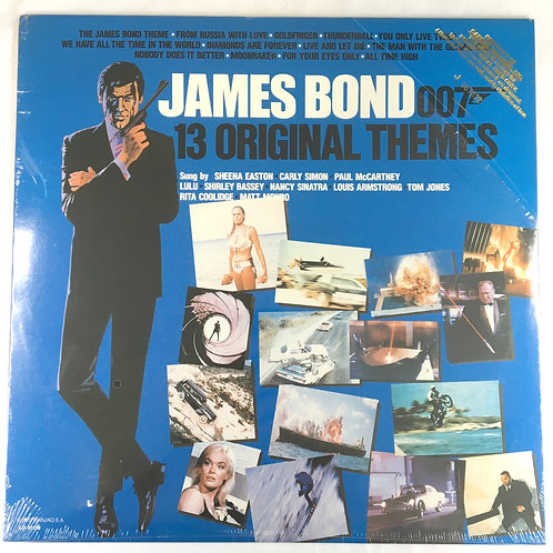 Various - James Bond 007 13 Original Themes
