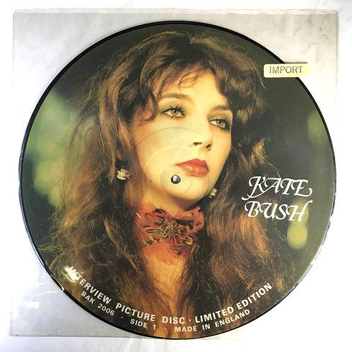 Kate Bush - Interview Picture Disc