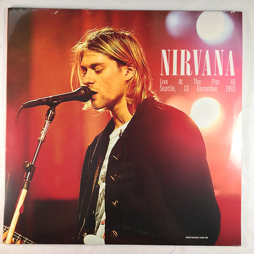 Nirvana - Live at the Pier 48