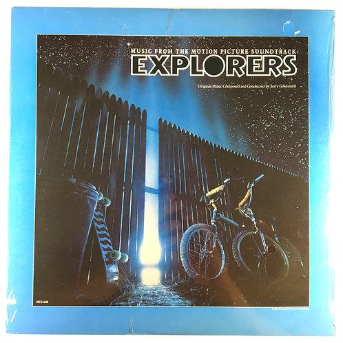 Jerry Goldsmith - Explorers Soundtrack