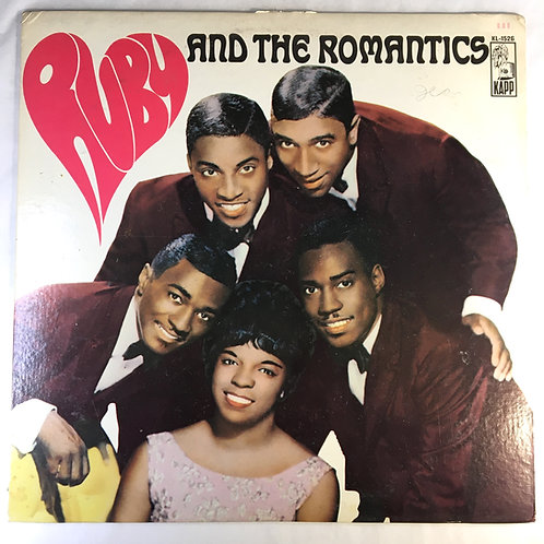 Ruby and the Romantics - S/T