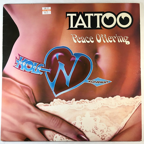 Nelson Kole 'N Kompany - Tattoo/Peace Offering
