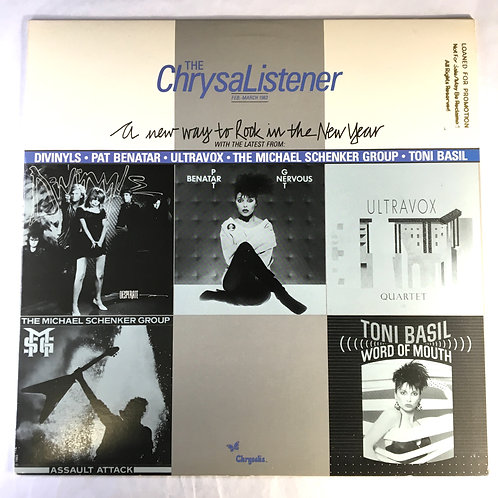 Various - The ChrysaListener Feb-March 1983
