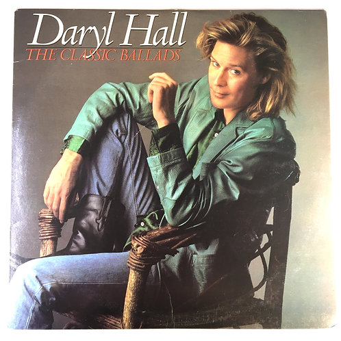 Daryl Hall - The Classic Ballads