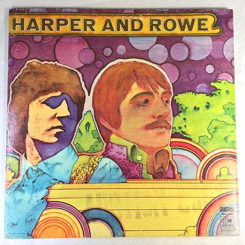 Harper and Rowe - S/T