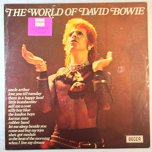 David Bowie - The World Of