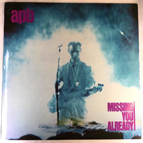 apb - Missing You Already