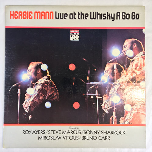 Herbie Mann - Live at the Whiskey A Go Go
