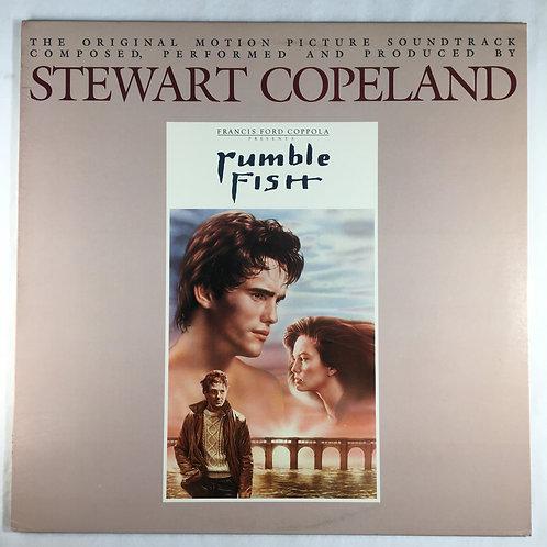 Stewart Copeland - Rumble Fish Soundtrack