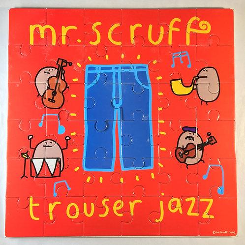 Mr. Scruff - Trouser Jazz (Jigsaw Puzzle)