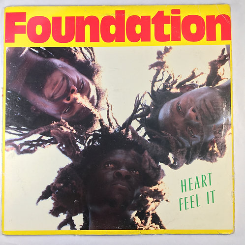 Foundation - Heart Feel It