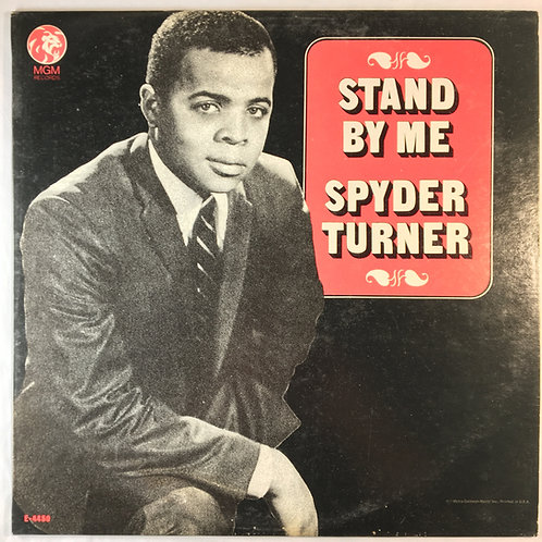 Spyder Turner - Stand By Me