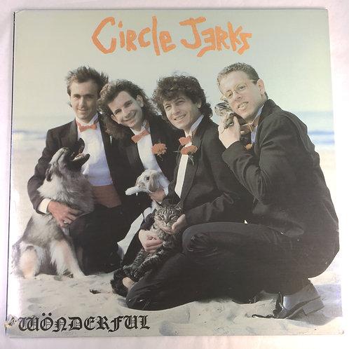 Circle Jerks - Wönderful