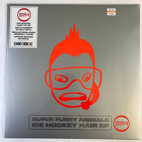 Super Furry Animals - Ice Hockey Hair EP
