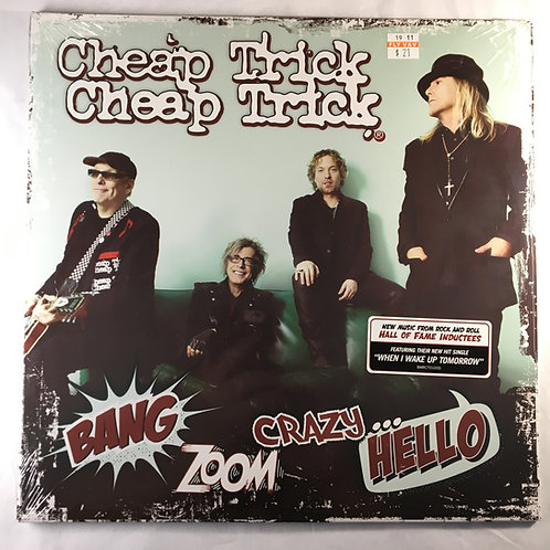 Cheap Trick - Bang Zoom Crazy Hello