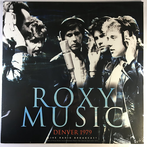 Roxy Music - Denver 1979