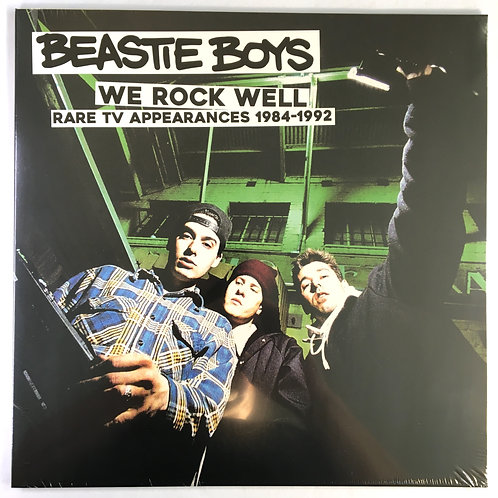 Beastie Boys - We Rock Well: Rare TV Appearances 1984-1992