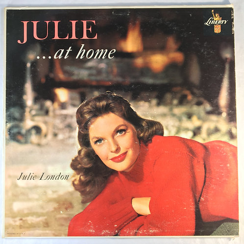 Julie London - Julie at Home