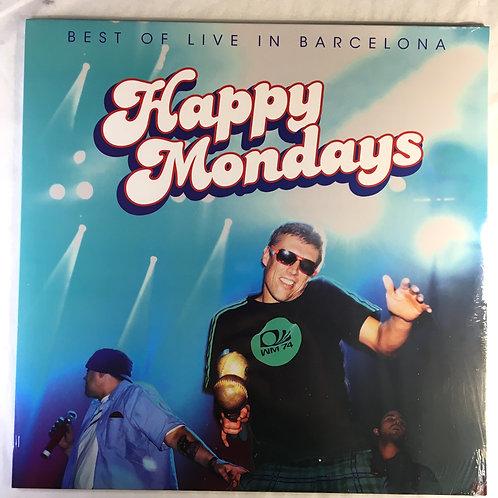 Happy Mondays - Best of Live in Barcelona