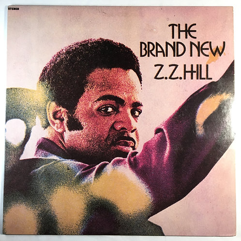 Z.Z. Hill - The Brand New