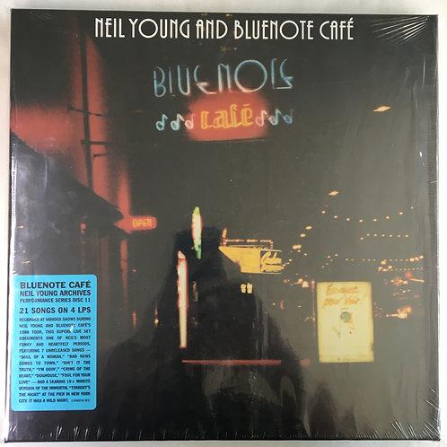 Neil Young And Bluenote Café – Bluenote Café