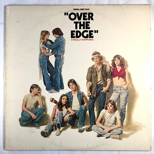 Various - Over the Edge Soundtrack