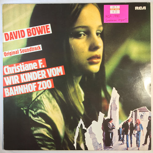 Davie Bowie - Christiane F. Soundtrack