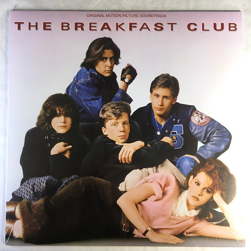 Various - The Breakfast Club Soundtrack