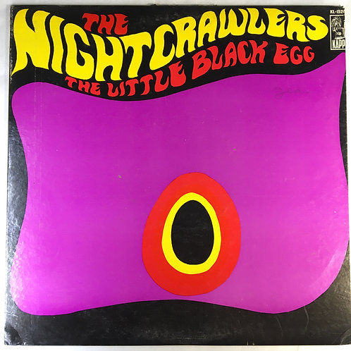 Nightcrawlers, the - The Little Black Egg