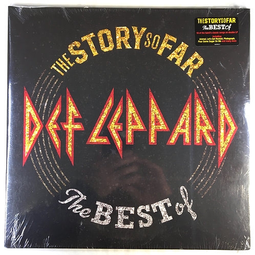 Def Leppard - The Story So Far: The Best Of