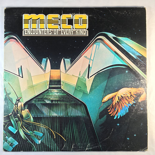 Meco - Encounters of Every Kind