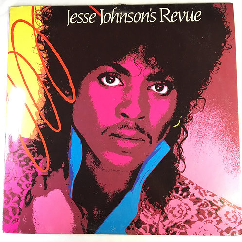 Jesse Johnson's Revue - S/T