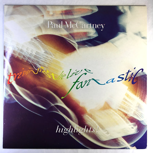 Paul McCartney - Tripping the Live Fantastic - Highlights