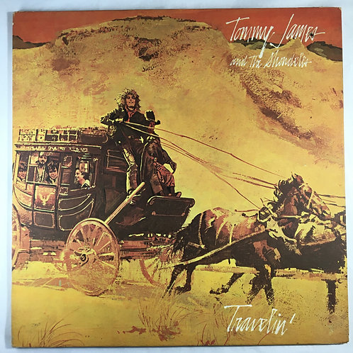 Tommy James and the Shondells - Travelin'